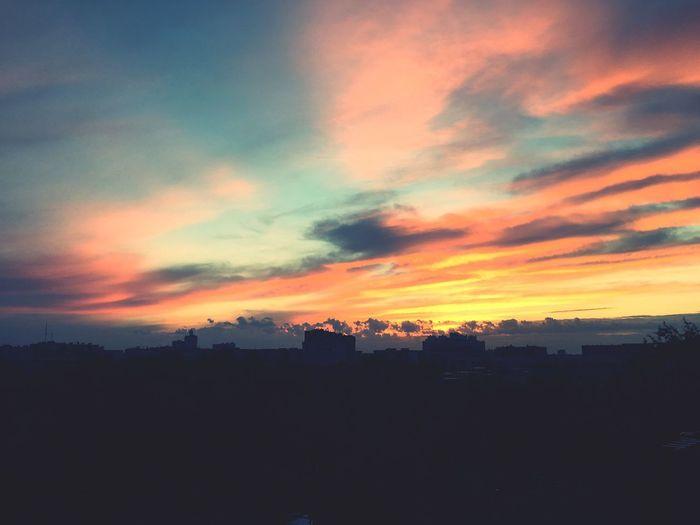 Sky Sunset
