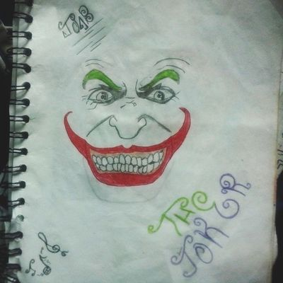 La Mente Detras Del Lapiz The Joker Artistic Art, Drawing, Creativity Mis Dibujos Dibujo A Lapiz Drawingtime Drawing Dibujo Draw