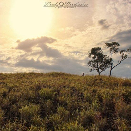 Bukit Batu, 10 Agustus 2014. Visitkalsel Iamacreativ Thecreativmovement Landscape Mount Mountain Sky Sunset Adventure Travel ________________________________