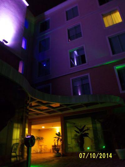 Hotel maravilhoso
