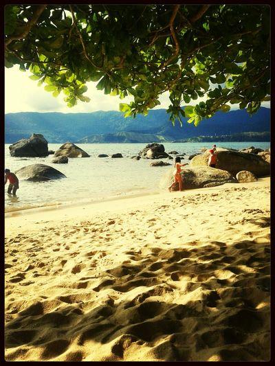 Praia do Julião- Ilhabela Ilhabela Love Beaches If It's The Beaches Enjoying Life First Eyeem Photo