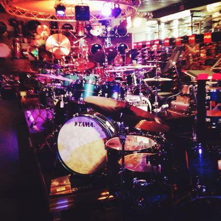 Drums Music Love Fun