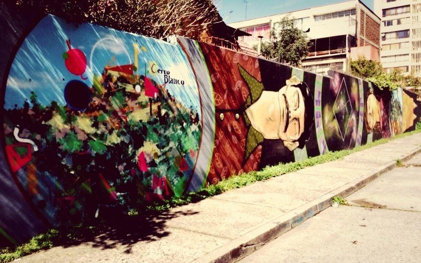 Mural Art Mural Chile First Eyeem Photo