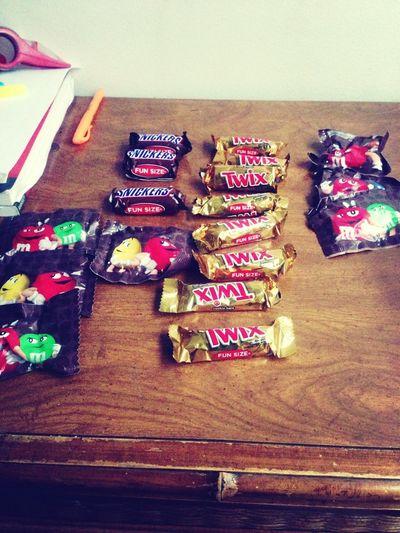 They say I'm Trigga happy but I say naww I'm candy happy!!! Lol