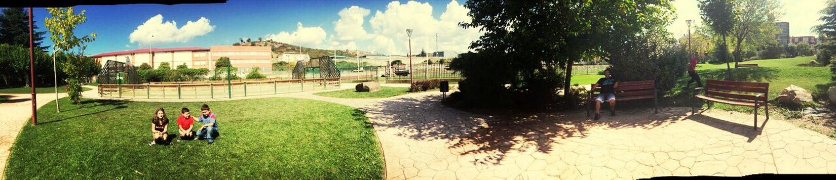 Parque niños etc