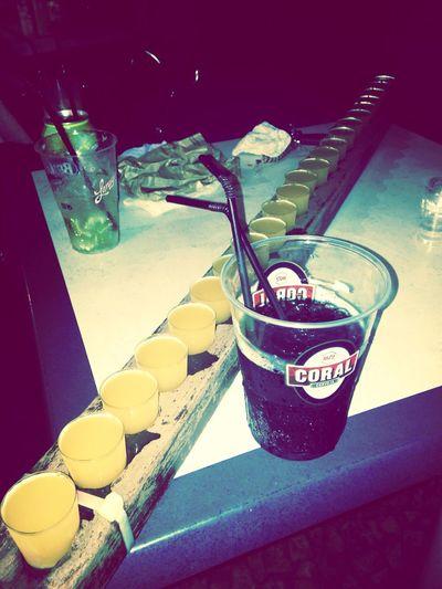 Poncha shots! Hello World Enjoying Life Happy Drinking