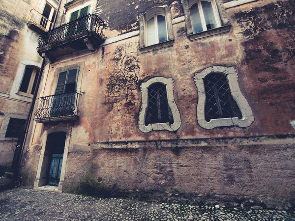 Atina, Italia. Architecture Architecture Built Structure Ciociaria Day History Architecture Italy No People Streetphotography Vintage
