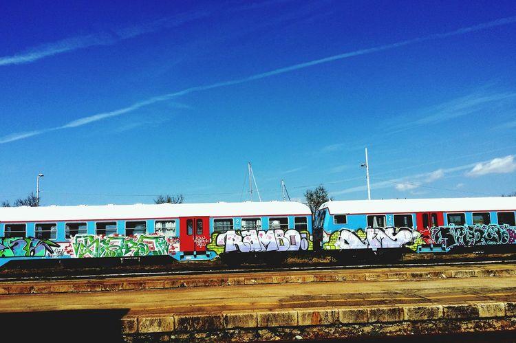 Stazione FS Station Train Station Train Landscape Streetphotography Streetart EyeEm Gallery EyeEm Best Edits EyeEm Best Shots