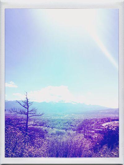 Landscape Colorado Springs