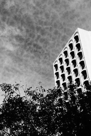 Black And White Ipanema Iphone 6 IPhoneography Rio De Janeiro Brazil Urban Geometry