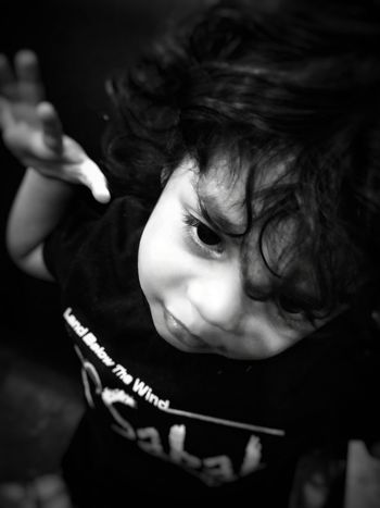little pose EyeEmNewHere Cute Boy One Person Childhood People Child Children Only Headshot Music Indoors  Arts Culture And Entertainment Portrait Close-up Day The Still Life Photographer - 2018 EyeEm Awards
