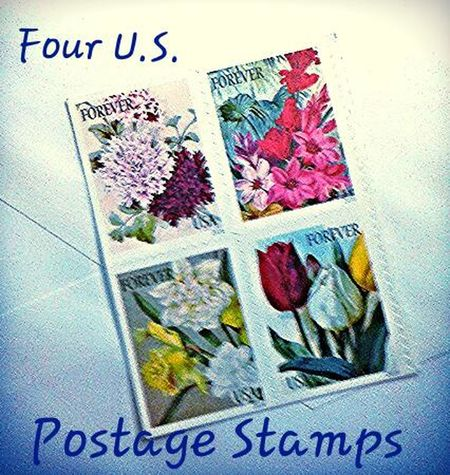 United States Postage Stamps Forever Stamps U.S. Postage U.S. United States American U.S. Post Office U.s. Mail Snail Mail