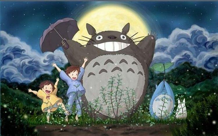 Totoro MyFavorite  Iheartanime Myneighbortotoro Studioghibli Hayaomiyazaki