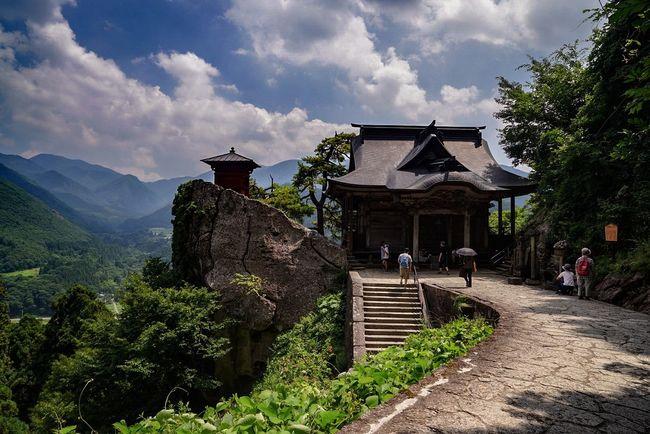 Yamadera YAMAGATA Sightseeing Landscape Japan 山寺 Nature