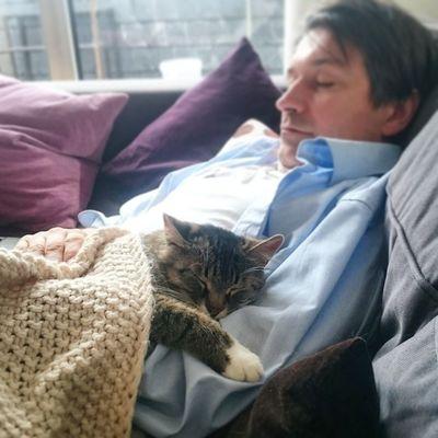 😍 Hasoliebe Wassilita_the_cat Schlafendetiere_tsez