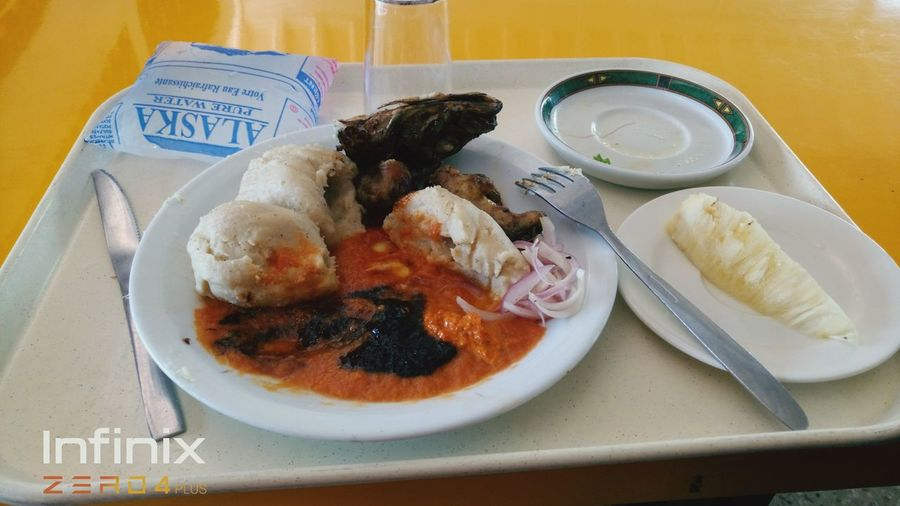 AfricanFood Student Studentlife  Lome Togo EyeEm Selects Plate Seafood Close-up Food And Drink Served
