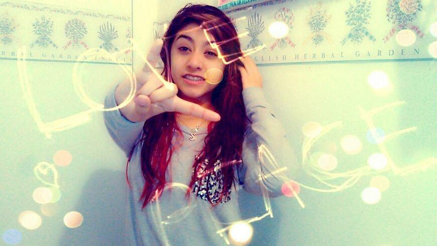 Love . Peace . ~