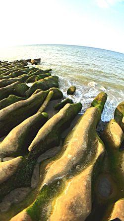 好與不好都是自己認定的標準而已 老梅石槽 老梅 北海岸