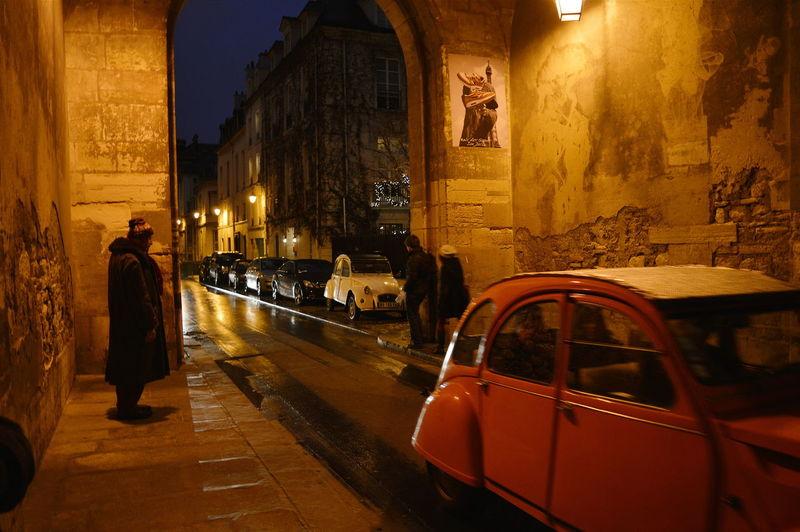 Paris Place Des