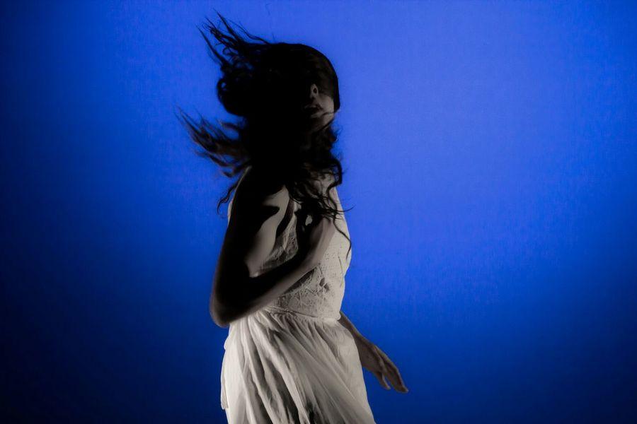 dance free Portrait DanceShow Girl Creative Dance Streamzoofamily EyeEm Best Shots Blue