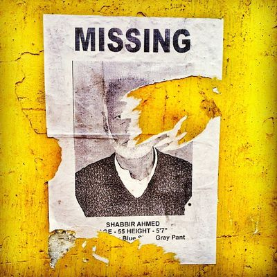 Missing . In more ways than one! Wall Poster Incrediblecalcutta calcuttaphototours