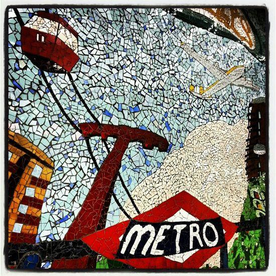 Hanging Out Metro City Underground España SPAIN Madrid Gf_spain Gf_daily Fotomadrid Cityworldwide