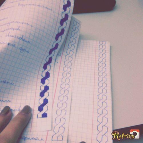 Когда нечем заняться)))