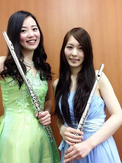 Flute Playing Flute Flute Duo Working Taking Photos JustMe GoodTimes Selfie ✌ Music Performances