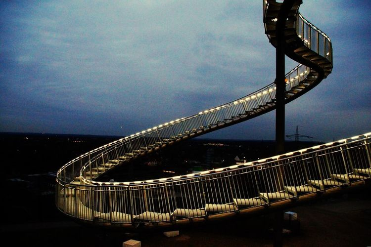 Throw A Curve Tiger & Turtle Duisburg Industry Monuments Eyeem Ruhrgebiet Oficial Photo Club📷🔨🔧🚣🚟🚛 Ruhrgebiet Ruhrpott