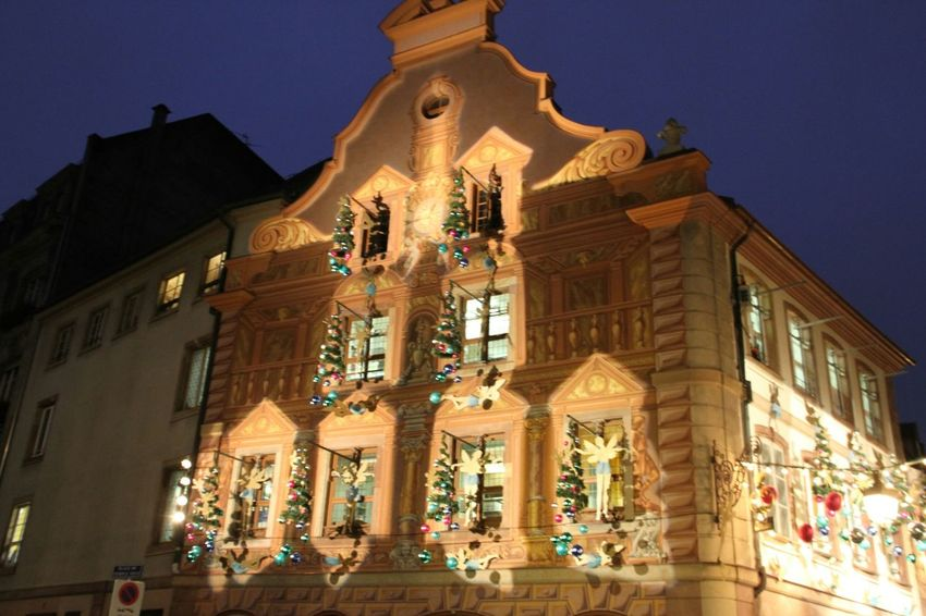 Noel2014 Visiting Strasbourg :) Christmastime Strasbourg♥ Christmas Christmas Lights Strasbourg By Night Strasbourg Christmas Decorations Night Lights