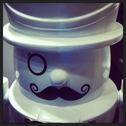 Tash Moustache I Say!