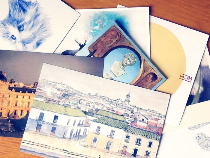 Postcard Postcards Postcardfromchina