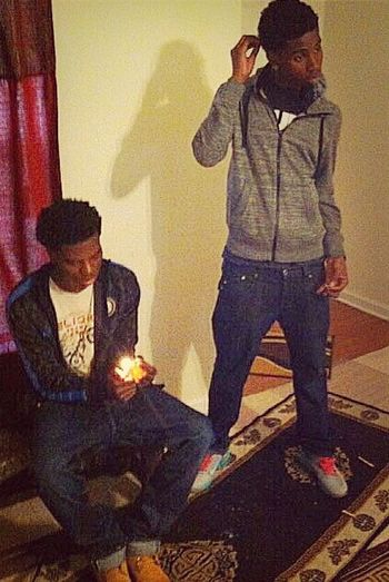 Me & My Right Hand Rone !