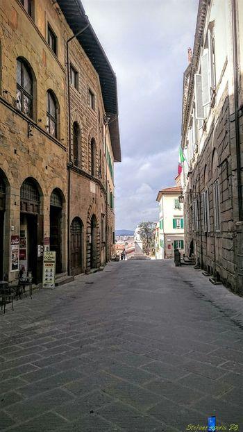 Z3 Xperia Old Town Urbanphotography Storic Via Ricasoli Arezzo Italy🇮🇹 Arezzox