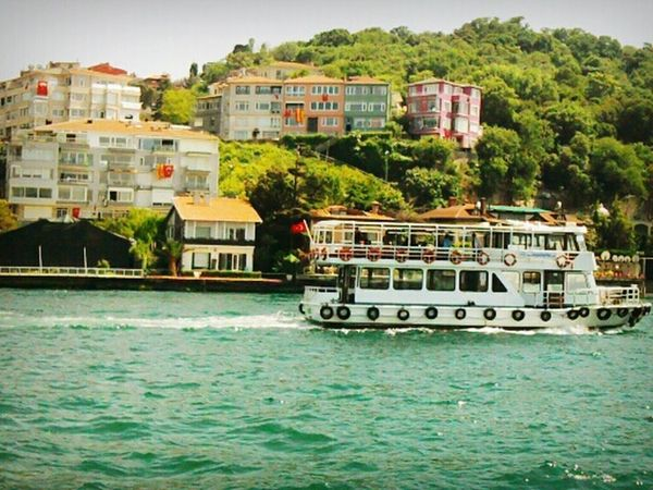 Bogazturu Happy :) Blue Sea Istanbul Turkey