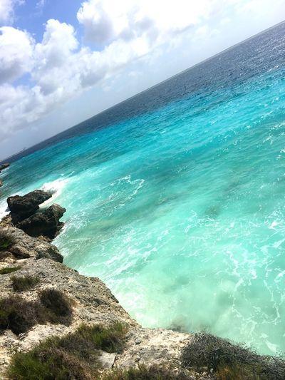 First Eyeem Photo Showcase: February BYOPaper! Sea Sea And Sky Waves, Ocean, Nature Ocean Rock Formation