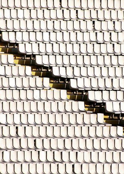 Olympic stadium seats