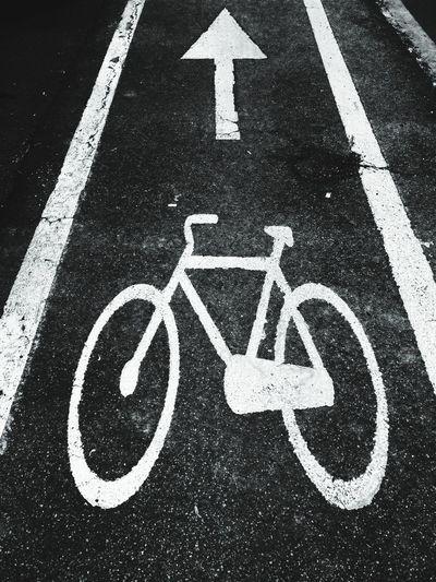 Bike Milano Street Photography Bike Signs