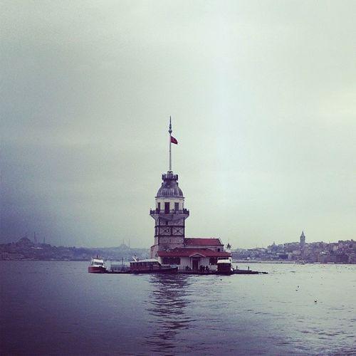 Istanbul Kızkulesi Istebunlarhepsanat