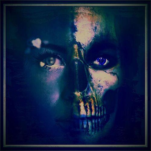 Skull of Death - Original Artwork Spooky Graphicdesign Monster Evil Eye Horrorart Grunge_effect GrungeStyle Creepy Face Occult Eyeembest Thebestofeyeem Macabre Macabre Art Thetwilightzone Acid Trip I Am The Artist Darkart Eyeem Darkart Skull Skull Face Goth Night Gallery Skull Art Skull Of Death #scary #deranged #evildead The Creative - 2018 EyeEm Awards