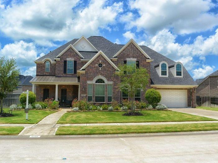 Dream Home 01, Texas KatyTexas Sweethome Fachada Casa Houston HoustonHomes CasasEnHouston