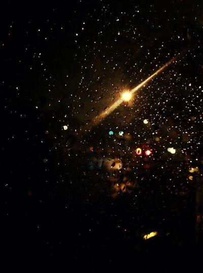 Rain Raindrops