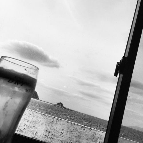 After 温泉 Relaxing Drinking Beer Nagasaki