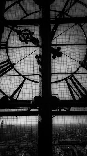 Black And White Photography, Monochrome, Tic Tac, Time to Overview the City from the Clock Tower, feeling Quasimodo