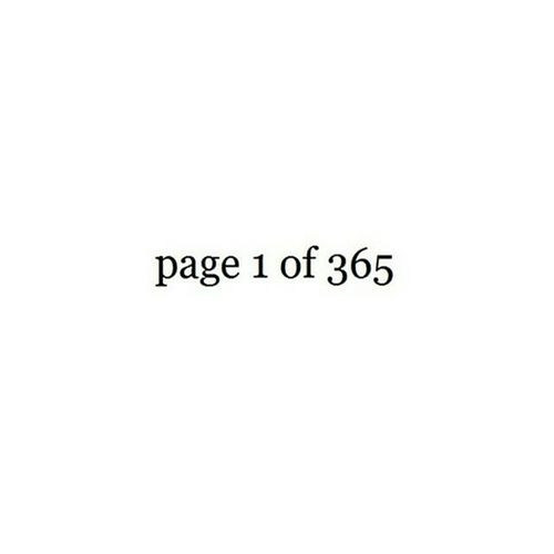 1Book 12Chapters 365Pages Letscreateabestseller