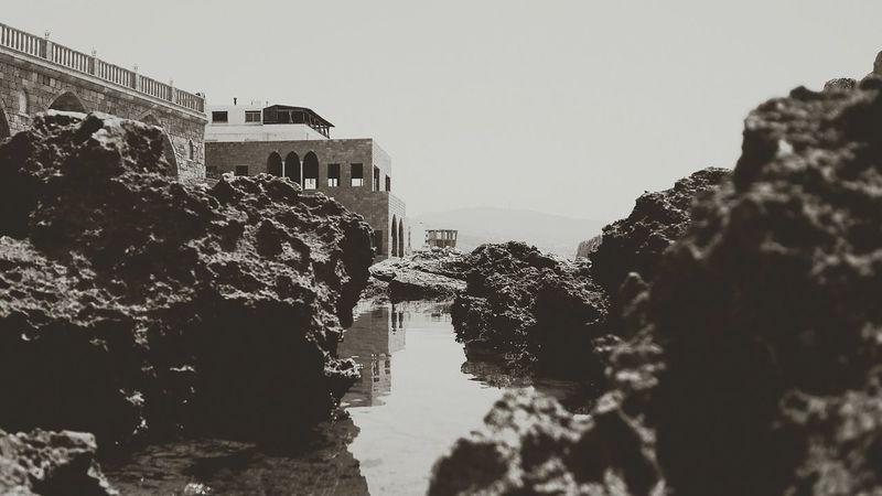 Lebanese Architecture Seaside