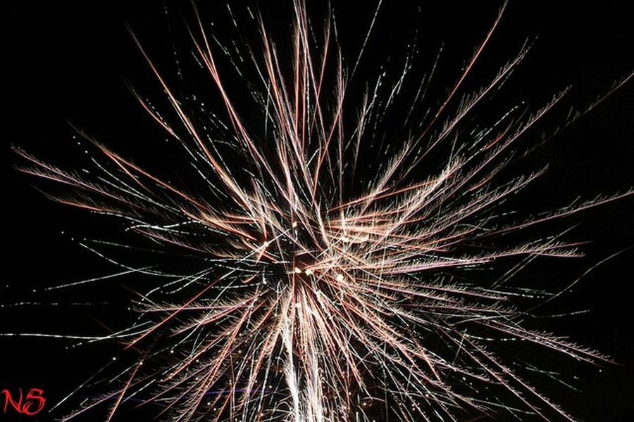 Fireworks Happy 4th Of July 2014🇺🇸 Long Exposure