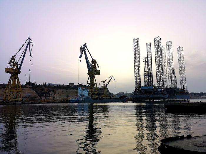 Water Oil Pump