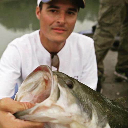 Big one! No words Just great bass! Bass Bassfishing Thewaterismystadium Bassbrigade Bigbassdreams Micropterus Micropterussalmoides Bigmama Giant Bigbass Bigbassdreams BassfishingStyle