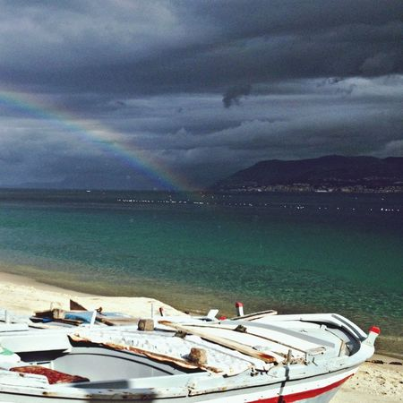 Clouds And Sky Rainbow Sea Sealife